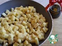 """Мясная бомба с ананасом по-""""Киккомановски"""" ингредиенты"""
