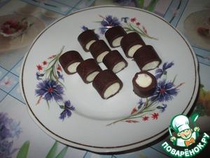 Рецепт Конфеты творожно-кокосовые