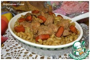 Рецепт Мясо, маринованное в солоде с соевым соусом