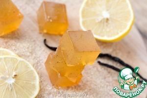 Рецепт Мармелад с имбирем и лимоном