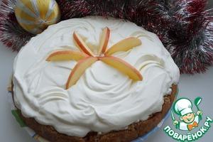 Рецепт Песочный пирог с яблоками