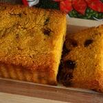 Кукурузный десертный хлеб