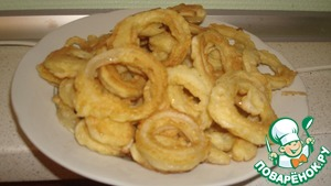 Рецепт Луковые колечки