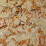 Куриное филе с тыквой под сыром