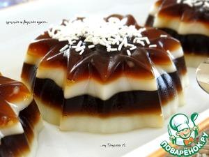 Рецепт Нежный кофейно-ванильный десерт