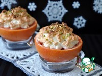 Десерт quot;Фрукты под снегомquot; ингредиенты