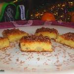Кокосово-ананасовый кухен