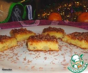 Рецепт Кокосово-ананасовый кухен