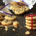 Печенье с сыром и имбирём