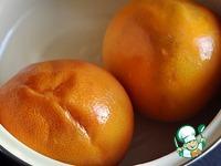Грейпфрутовый конфитюр ингредиенты