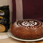 Кофейный монастырский пирог