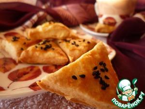 Рецепт Турецкие соленые печенья