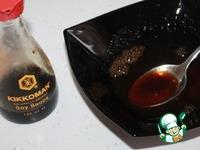 Маринованная сельдь с соевым соусом ингредиенты