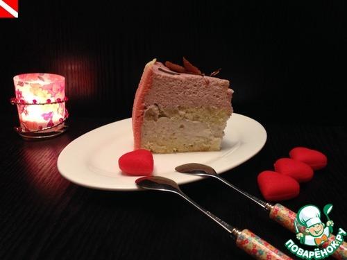 "Торт ""Love is..."" – кулинарный рецепт"