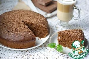 Рецепт Шоколадный кекс в мультиварке