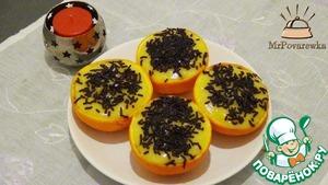 Готовим Апельсиновый десерт вкусный пошаговый рецепт приготовления с фотографиями