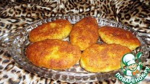 Рецепт Зразы картофельные с мидиями