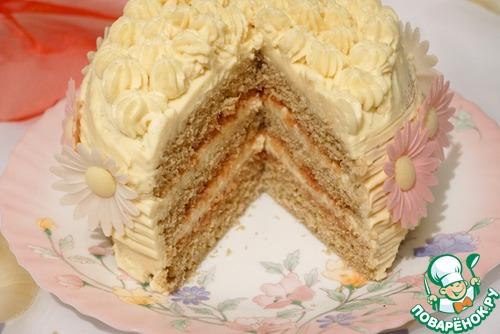 Овсяно-ржаной мини тортик