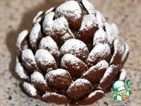 """Десерт """"Сладкая новогодняя шишка"""" ингредиенты"""