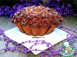 Рецепт Морковно-шоколадный кекс