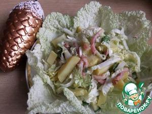 Рецепт Эльзасский картофельный салат