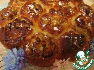 Рецепт Тутманик с яблоками и корицей