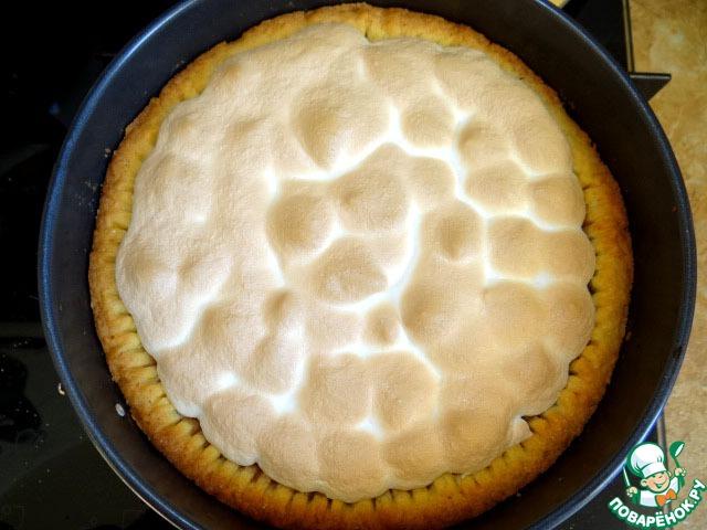 Шарлотка с яблоками песочное тесто рецепт пошагово
