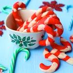 Печенье Рождественские леденцы