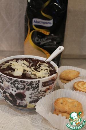 Рецепт Десерт из какао