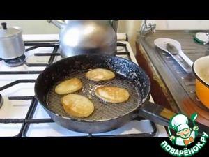 Рецепт Постные оладушки на дрожжах