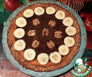 Рецепт Веганский тыквенный пирог