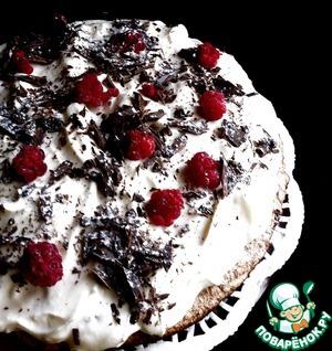 Рецепт Безе с шоколадом и кокосом