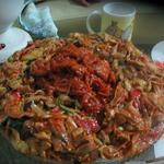 Баклажаны по-китайски с соевым мясом