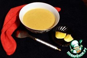 Рецепт Турецкий суп из чечевицы