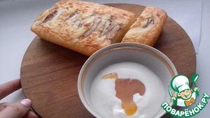 Рецепт Грушево кукурузный пирог