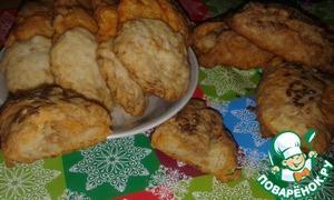 Рецепт Сырное печенье с соевым соусом