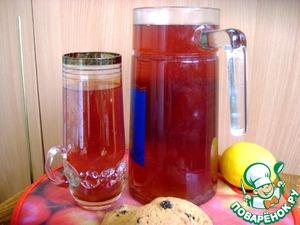 Рецепт Зимний витаминно-энергетический напиток