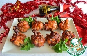 """Как готовить Куриные """"Барабанные палочки"""" пошаговый рецепт с фотографиями"""