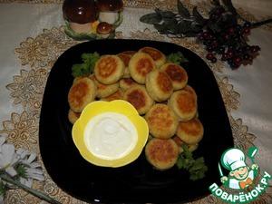 Рецепт Картофельные подушечки