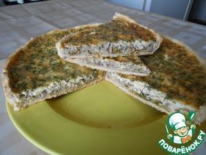 Заливной рыбный пирог рецепт с фото пошагово