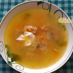 Суп из рыбных консерв