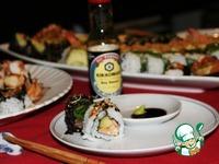 Суши ингредиенты
