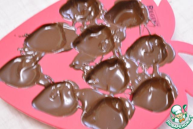 Шоколадные конфеты в силиконовой форме рецепты
