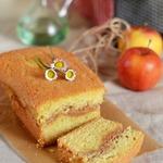 Яблочный пирог с корицей по-югославски