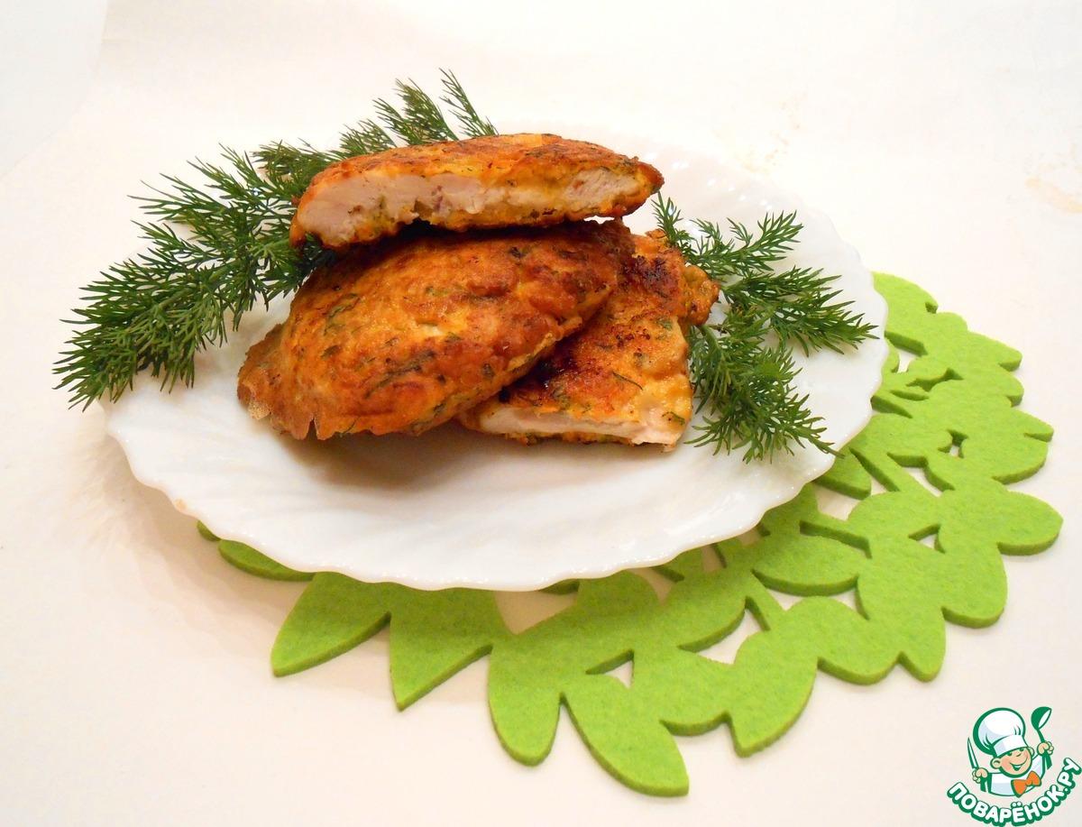 Куриное филе в кляре - пошаговый рецепт с фото: как приготовить