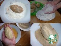 Куриные котлеты с печенью ингредиенты