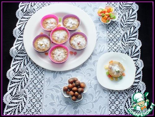 Десерты в пароварке рецепты с фото