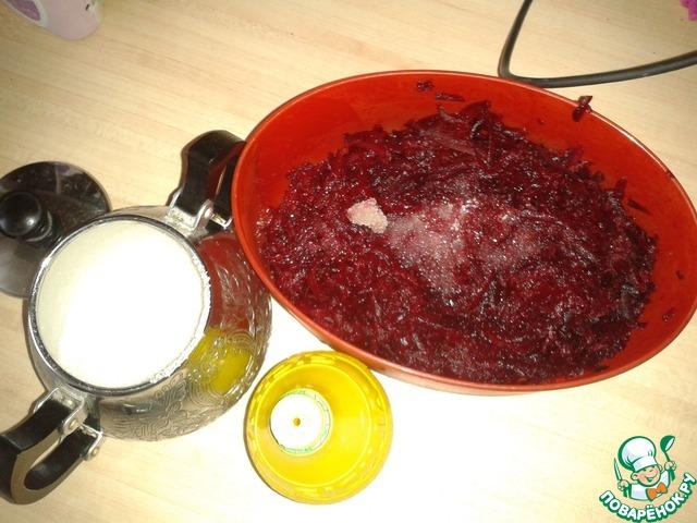 Домашний борщ рецепт пошаговый