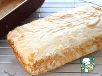 Бисквит на белках ингредиенты