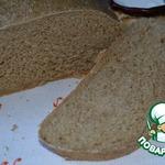 Хлеб пшенично-ржаной на каждый день